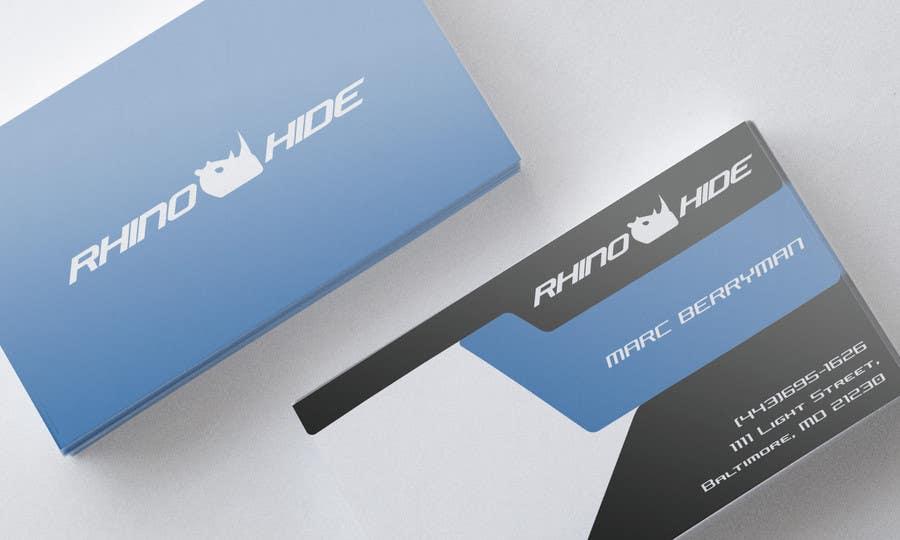 Bài tham dự cuộc thi #40 cho Develop a Corporate Identity for Rhinohide
