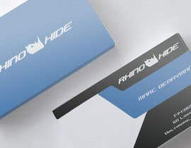 #40 for Develop a Corporate Identity for Rhinohide af vadimcarazan