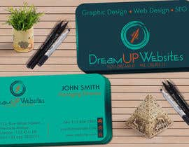 #21 untuk Design some Business Cards for Web Design Company oleh babaprops