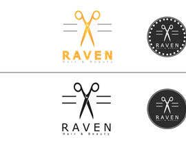 #69 untuk Design a Logo for Raven Hair & Beauty oleh majidmaqbool7