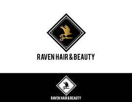 #75 para Design a Logo for Raven Hair & Beauty por smelena95