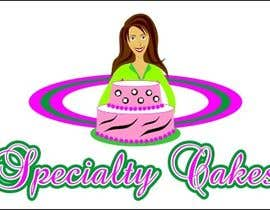 #42 for SPECIALTY CAKES LOGO af moro2707