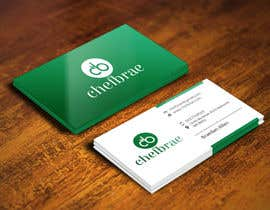 #33 para Design some Business Cards for ChefBrae por ghaziaziz