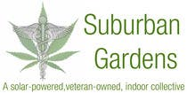 Graphic Design Contest Entry #51 for Logo Design for Suburban Gardens - A solar-powered, veteran owned indoor collective