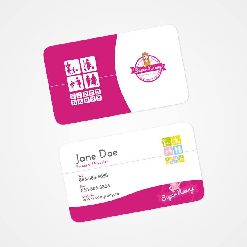 Inscrição nº 62 do Concurso para Design some Business Cards for Canadian company