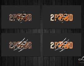 #41 for Design a Logo for 2POOD tiger af dimmensa