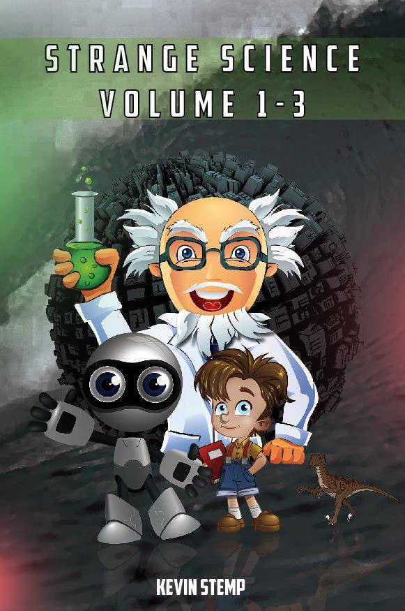 Bài tham dự cuộc thi #9 cho KevinStemp's Strange Science Series
