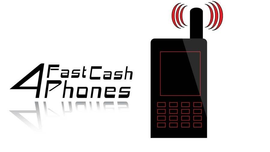 Entri Kontes #                                        34                                      untuk                                        Logo Design for Fast Cash 4 Phones
