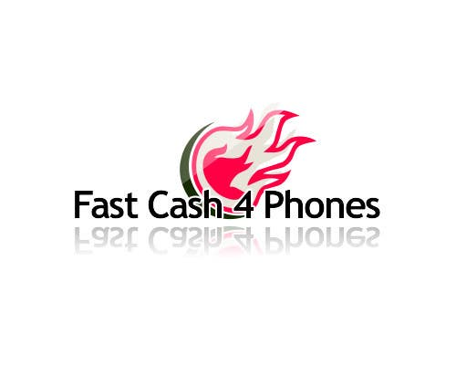 Entri Kontes #                                        63                                      untuk                                        Logo Design for Fast Cash 4 Phones