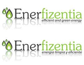 #25 for Design of a logo for Energy Effieciency company (Enerfizentia) af Xatex92