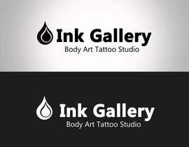 #2 para Design a Logo for The Ink Gallery por armanlim