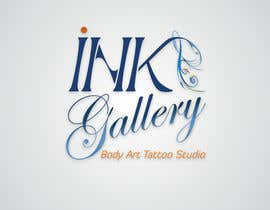 #9 para Design a Logo for The Ink Gallery por viclancer