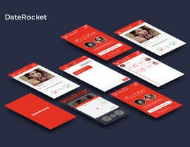 #14 cho Design an App Mockup for Dating Application bởi designcarry