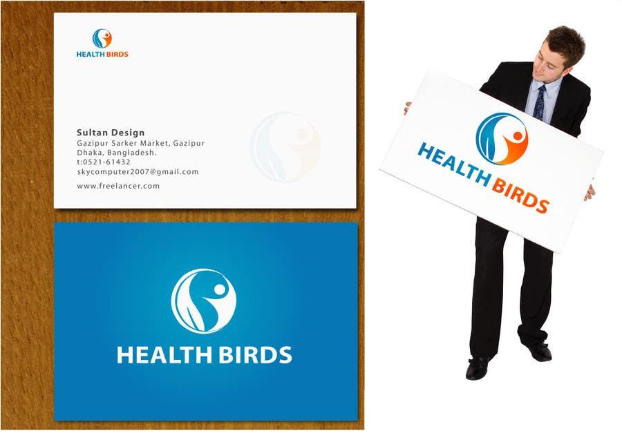 Bài tham dự cuộc thi #22 cho Logo needed for HEALTH BIRDS
