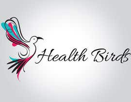 #30 untuk Logo needed for HEALTH BIRDS oleh CreativeHands1