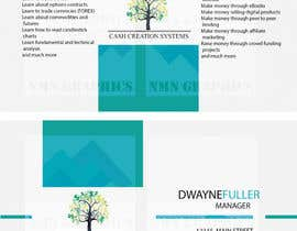 #25 cho Design some Business Cards for Cash Creation Systems bởi nmmgoel
