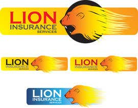 #104 for Design a Logo for lion insurance services by Robpurl