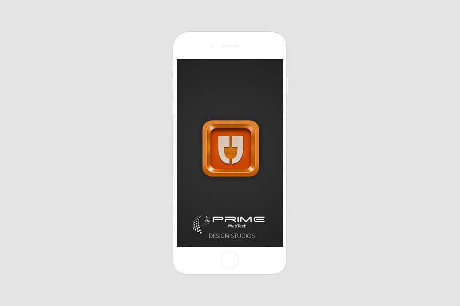 Penyertaan Peraduan #6 untuk Need a splash screen for my app