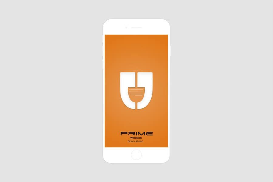 Penyertaan Peraduan #9 untuk Need a splash screen for my app