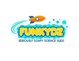 #8 for Kids Super science bath product logo af Chaddict