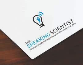 #143 para The Speaking Scientist's Logo por irfanrashid123