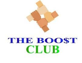 "#85 untuk Design a Logo for a school fundraising club called ""The Boost Club"" oleh muhammadjunaid65"