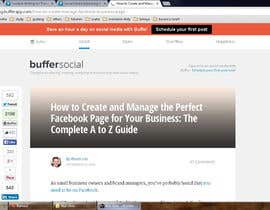 #24 for Social Media Marketing for Website, Twitter, facebook & blogger af apeterpan52