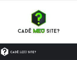 #7 for Design a Logo for a Webdesgin Company - Cadê meu site by edso0007