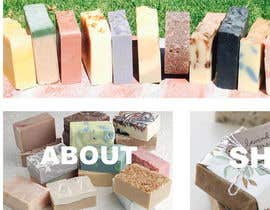 #7 untuk Design a better website to sell soaps oleh erinschnittker
