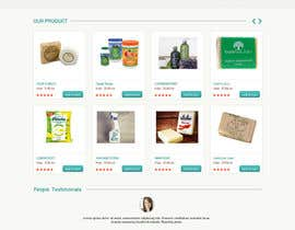 #4 untuk Design a better website to sell soaps oleh manfredinfotech