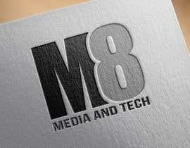 #83 para M8 Media & Tech LLC. por Amit24x7