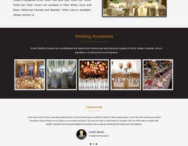 #8 for Build a Website for wedding planner af ravinderss2014