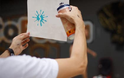 #63 untuk Design a Logo for Splash Ink oleh cristinandrei