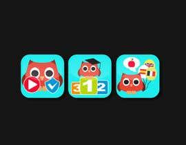 #11 untuk Re-Design 3 App Icons for App Stores oleh alexandracol