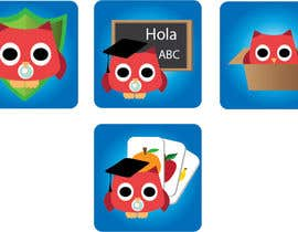 laitp tarafından Re-Design 3 App Icons for App Stores için no 7