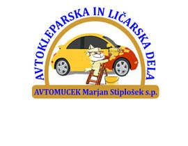 #5 untuk Design a Logo for company repairing cars after chrashes oleh jagrutakathiriya