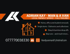 atiquecse11 tarafından Design some Business Cards for removals/handy man için no 12