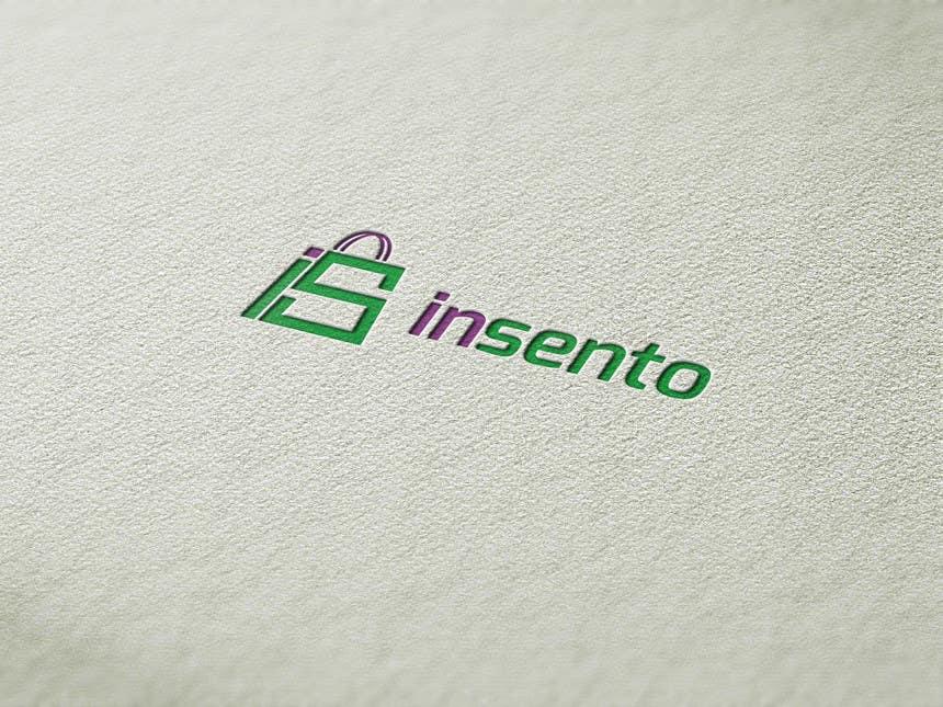 Penyertaan Peraduan #95 untuk Design a Logo for Insento