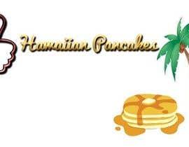 Nro 16 kilpailuun Design a Logo for Hawaiian Pancakes käyttäjältä ailingfoong