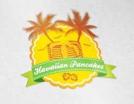 Nro 7 kilpailuun Design a Logo for Hawaiian Pancakes käyttäjältä donajolote