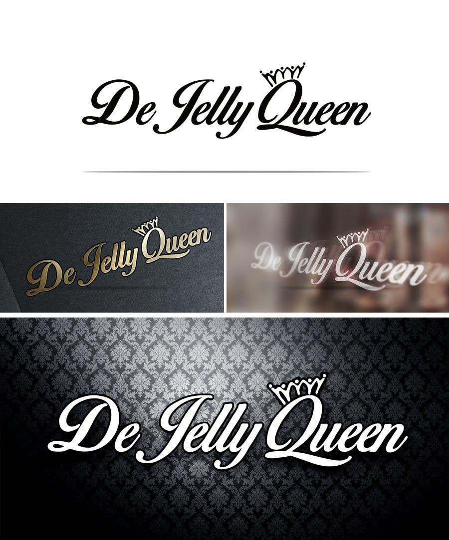Kilpailutyö #39 kilpailussa Design a Logo for De Jelly Queen