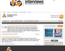 #26 para Design a Logo for Entrepreneurship-interviews.com por sbelogd