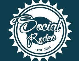 #70 para Design a Logo for Social Rodeo por DarCheNS