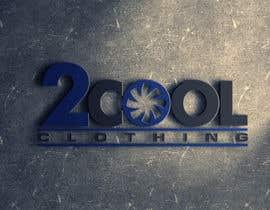 #12 untuk 2cool clothing logo oleh asnpaul84
