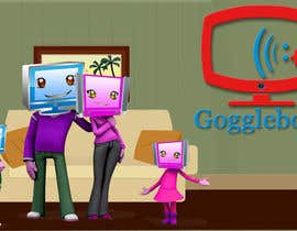 #20 for Design a Logo for Gogglebox by pandi13