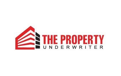 #87 untuk Develop a Corporate Identity for The Property Underwriter oleh Jayson1982
