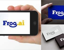Nro 5 kilpailuun Design a Logo for frog.ai käyttäjältä lucaender