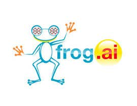 #29 para Design a Logo for frog.ai por jaywdesign