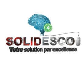 #18 for Solidesco Logo by qalbdine