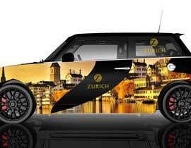 #42 para Car Design for a MINI Cooper F56 por nishantjain21